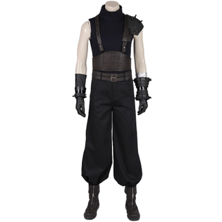 Final Fantasy VII Remake Cloud Strife Cosplay Costumes