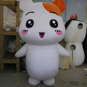 Hamtaro Cute Cartoon Adult Size Mascot Costume