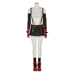 Final Fantasy VII Remake Tifa Lockhart Cosplay Costumes