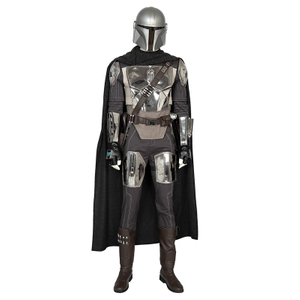 The Mandalorian Crisis on Infinite Earths Cosplay Costumes