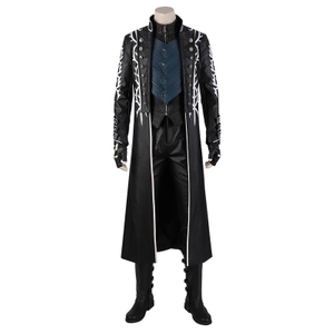 Devil May Cry 5 Vergil Cosplay Costumes